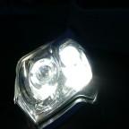 Standlicht auf LED umgerüstet