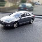 Mini me (C5III Tourer als 1:43 Modellauto)